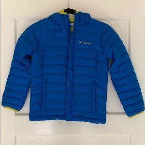 Kids Columbia Powder Lite Puffer Down Jacket